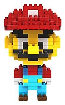 iBlock Fun Bloques construcción miniatura LOZ Mario