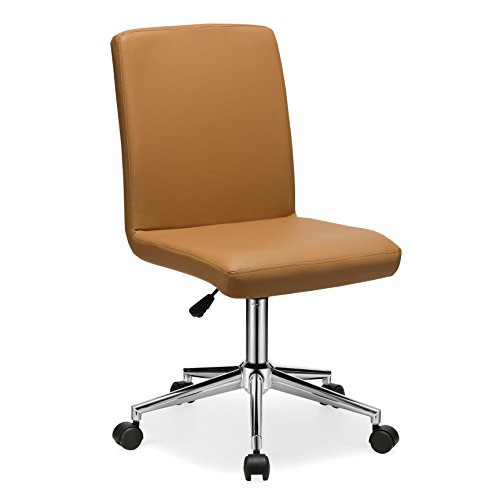 Porthos Home Wren Office Chair, Brown by Porthos Home