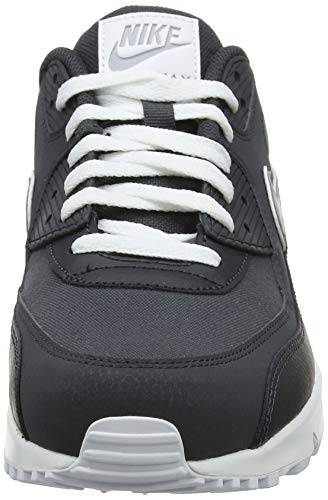 005 Chaussures Max Multicolore NIKE Wolf de Anthracite Grey white Essential homme running Air 90 qBwxTxIO