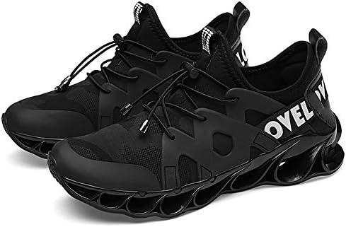 FADVES ウォーキングシューズ スニーカー メンズ ランニングシューズ スポーツシューズ 運動靴 軽量 通気 クッション性 レースアップ 通勤 通学 日常着用