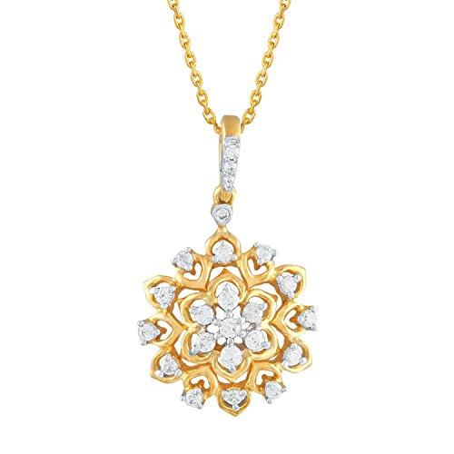 0.333 Ct Diamond Earrings - 2