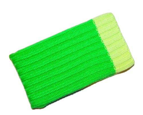 Original smartec24® iPhone 4 4S 3G 3GS Socke Handysocke Stricksocke grün Tasche Hülle Case Etui