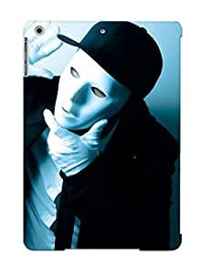 Snap-on Jabbawockeez Case Cover Skin Series Compatible With Ipad Air