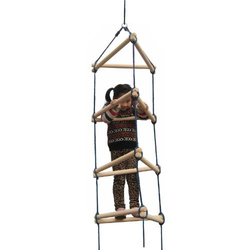 Swing N Slide Triangular Rope Ladder Set product image