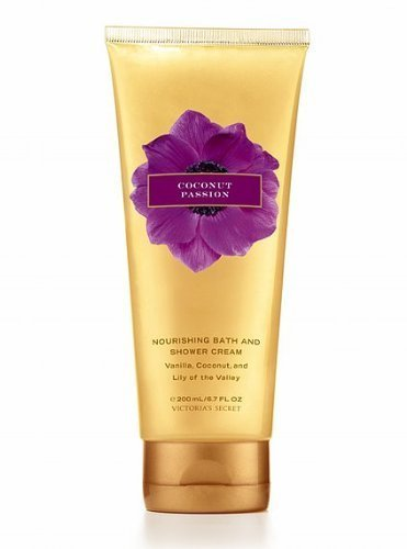 Victoria Secret Garden Collection Coconut Passion Nourishing Bath & Shower Cream