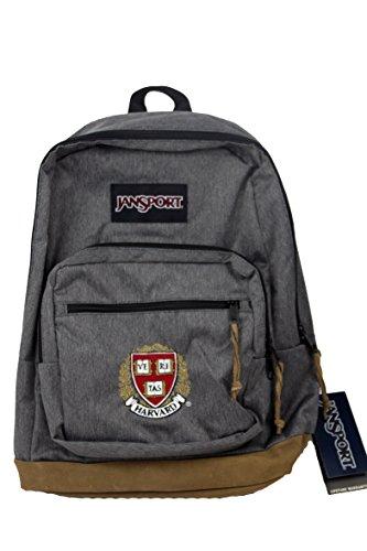 Jansport Right Pack D.E. Digital Edition Laptop Tablet ''Harvard'' Collegiate Backpack by JanSport