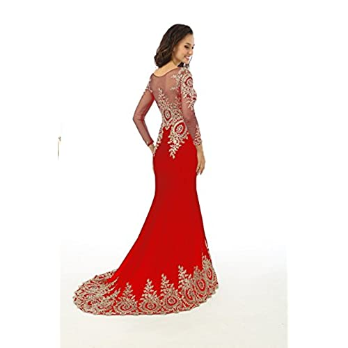 Red Wedding Dress for Bride: Amazon.com