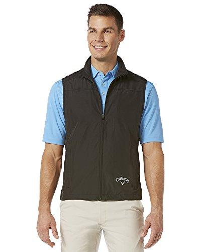 Callaway Men's Microfiber Full Zip Vest