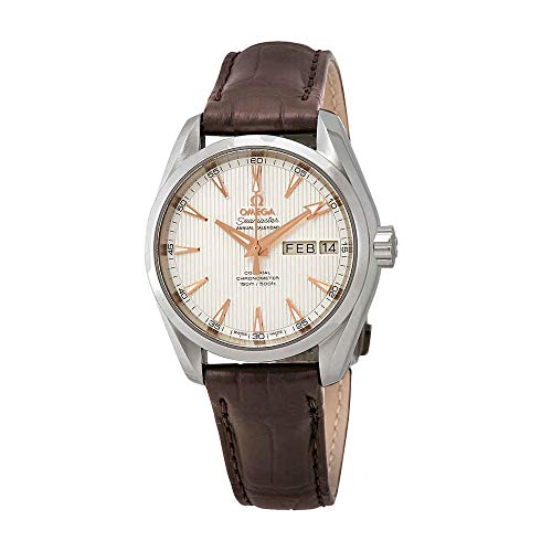 Omega Seamaster Aqua Terra Automatic Chronometer Silver Dial Mens Watch 231.13.39.22.02.001