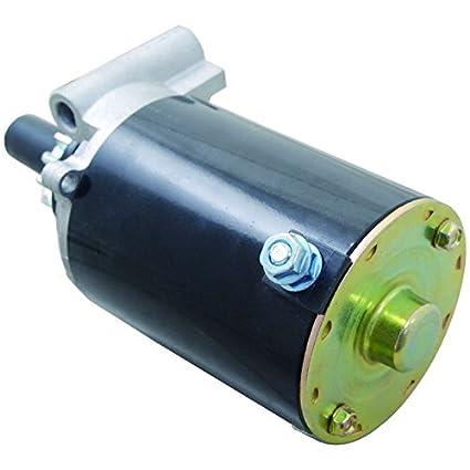 Partes reproductor nuevo Starter para John Deere LT133 150 155 l ...