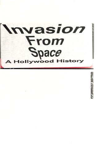Invasion from Space, A Hollywood History (A 99 Minute VHS Video)