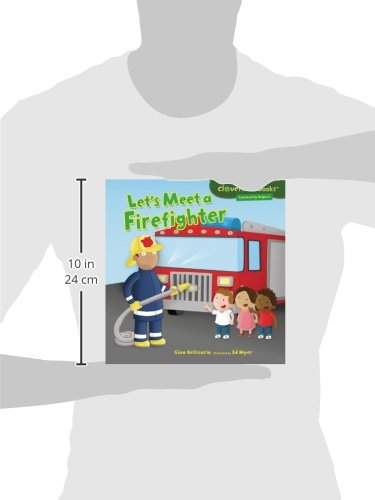 Buy cloverleaf books community helpers