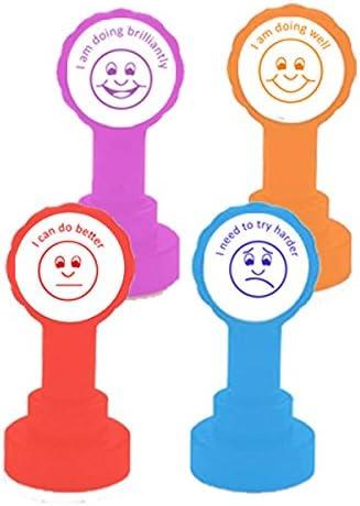 Sellos de evaluación para profesores de diseño de caras: estoy ...