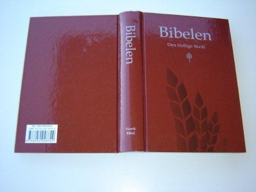 Download Norwegian Bible Burgundy / BIBELEN Den Hellige Skrift / Norsk Bibel NB88/07 / 5 X 7 inches pdf epub