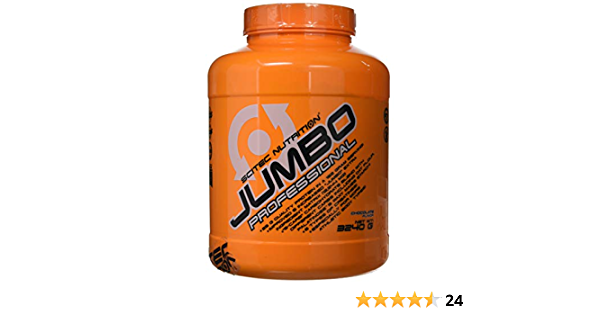 Scitec Nutrition Jumbo Professional, 3240g - chocolate