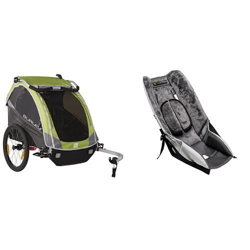 Burley D Lite Bike Trailer Stroller - 5