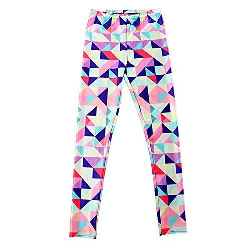 Multicolores De 04 Mujer Leggings Abchic wOq1t7n
