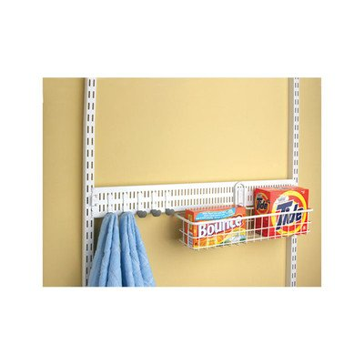 Organized Living freedomRail Spanner for freedomRail Closet System, 30-inch - White by Organized Living
