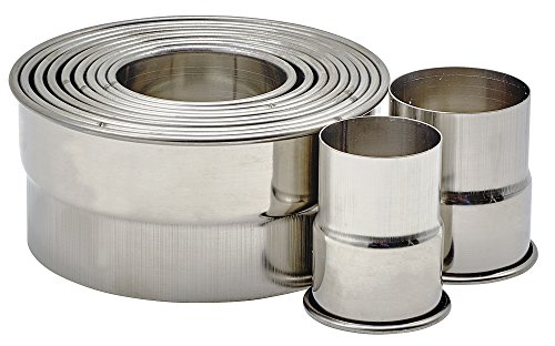 Winco CST 22 Stainless Diameter Cookie product image