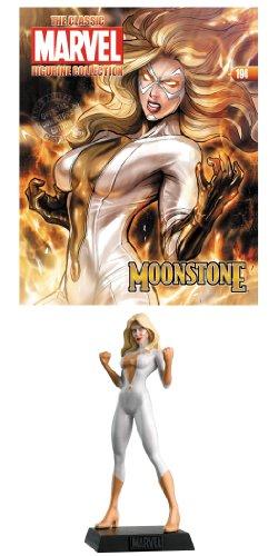 Classic Marvel Figurine Collection Moonstone Lead Figure and Magazine #194 - Lead Figurine Magazine