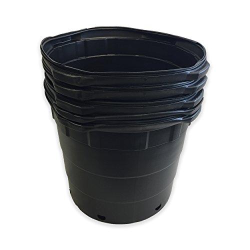 10 gallon flower pot - 4