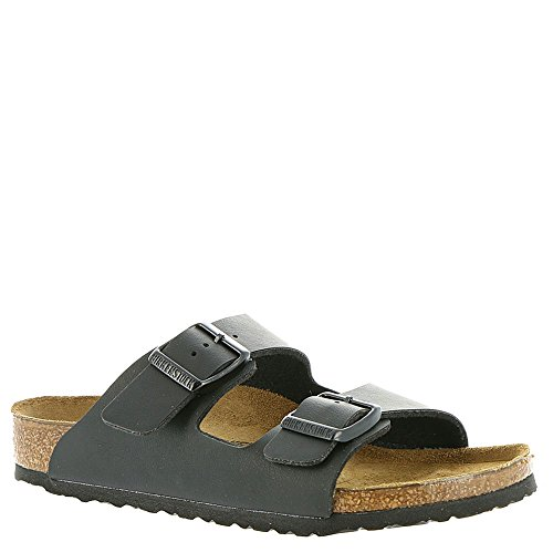 Birkenstock Arizona Birko-Flo Black Sandals - 34 N EU / 3-3.5 N US Little -