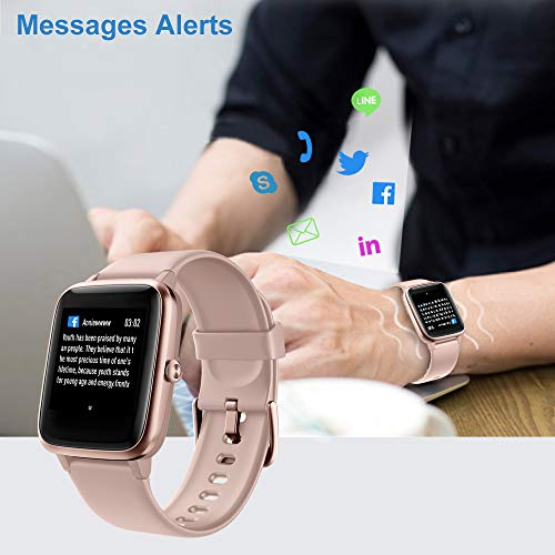 Willful Smart Watch for Android Phones and iOS Phones Compatible iPhone Samsung, IP68 Swimming Waterproof Smartwatch… 2