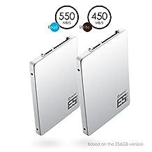 "DREVO ES Enterprise 256GB 2.5"" SSD MLC SATA III Internal Solid State Drive Read 550MB/S Write 450MB/S"