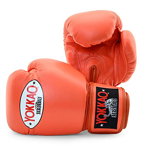 YOKKAO Matrix Breathable Muay Thai Boxing Glove – Black, Red, Blue, White, Yellow, Green, Grey, Petroleum, 8oz, 10oz…