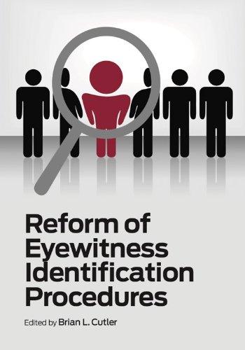 Reform of Eyewitness Identification Procedures