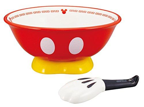 디즈니 미키마우스 라면 세트(스푼 포함) SAN2169 / 미키 마우스 그릇 (뚜껑 포함) SAN2097-MM / 미니 마우스라면 세트 (스푼 포함) SAN2226