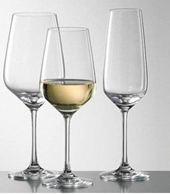 Posizione Bicchieri In Tavola.Servizio Tavola 36pz Bicchieri In Cristallo Tritan Amazon It Casa