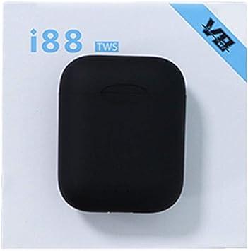Auriculares inalámbricos, i88 Auriculares Bluetooth 5.0 TWS ...