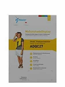Vikuiti ADQC27 Screen Protector for Simvalley SPT-800, 100% fits, easy mountable, crystal clear, anti-reflective, scratch-resistant