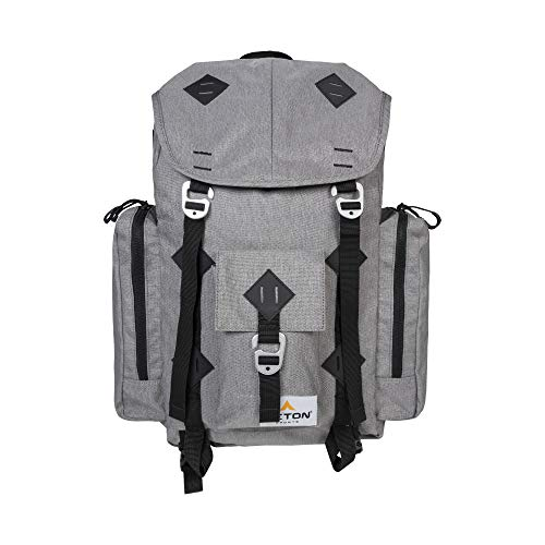 - TETON Sports Anaheim Canvas Backpack for Travel; Daypack for School, Work and Hiking