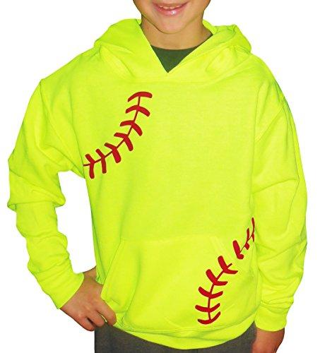 Softball Kids Pullover - 2
