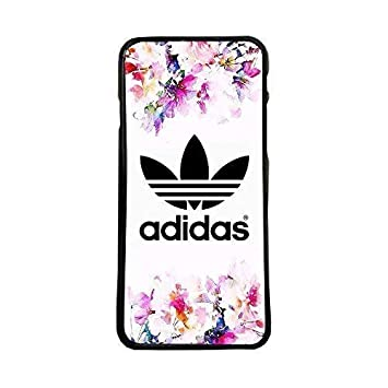 Funda carcasa para móvil logotipo adidas flores logo ...