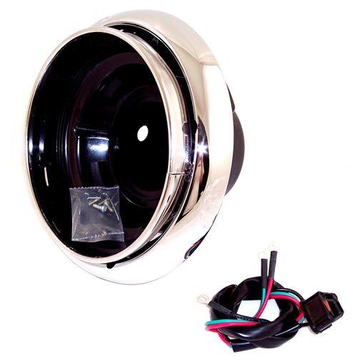 Kaper II L01-0035 Clear 5 3//4 Headlight