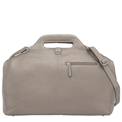 Delsey Luggage Gaite Weekend Tote, Taupe, One Size by DELSEY Paris