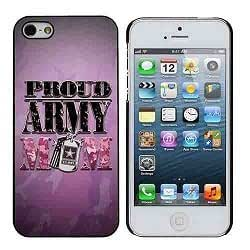Proud Army MoM iphone 5/5s Case