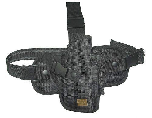 New-Right-Side-Black-Drop-Leg-Holster-TaiGear