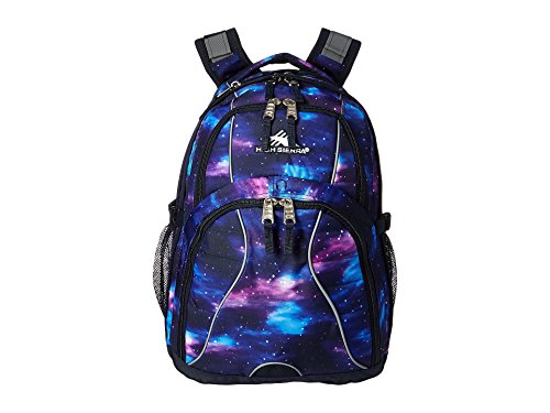 High Sierra Swerve Laptop Backpack, 17-inch Laptop Backpack for High School or College, Ideal Gaming Laptop Backpack, Large Compartment Student Laptop Backpack with Organizer Pocket (Best Computer For Design Students)