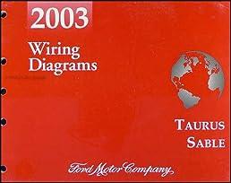 2003 ford taurus & mercury sable wiring diagrams manual mercury sable chassis mercury sable wiring diagram #10