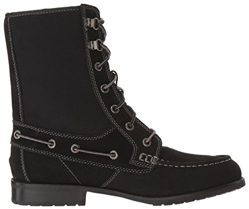 Schwarz Damen Damen Sebago Boot Trail Sebago Boot Trail wqIZw0