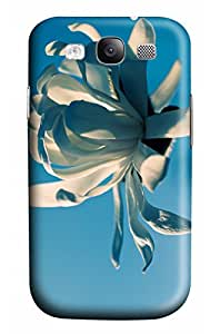Premium TPU Case for Samsung Galaxy s3 With Vivid and Elegant Painting