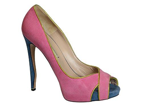 Suède NICHOLAS Escarpins Multicolore 12S0683B KIRKWOOD Femme xAwAqZ0I
