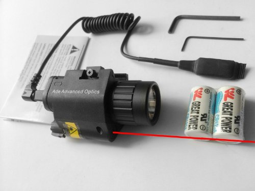 Ade Advanced Optics Tactical Flashlight