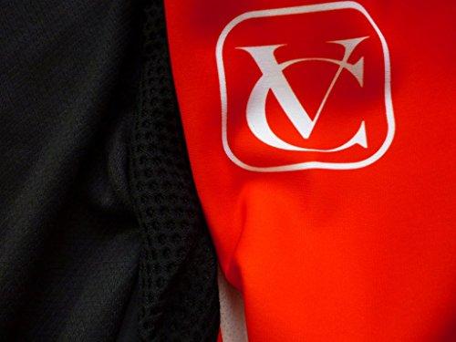 Red 'calpe Pile Comp Ragazzo Pro Da Rosso Vc M In qx8wEIdEH