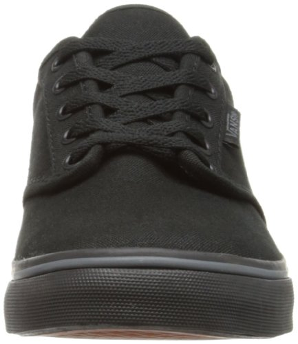 Lace Women's Atwood Low Vans' Up Black Sneaker dtfqxSxw