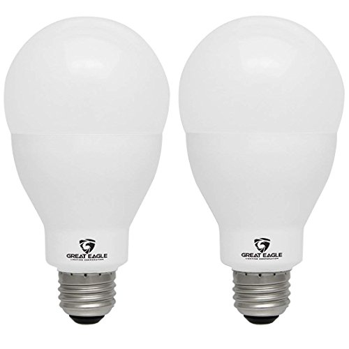 Great Eagle LED 23W Light Bulb (Replaces 150W
